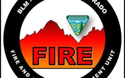 BLM fire crews respond to 13-acre fire in southwest Colorado