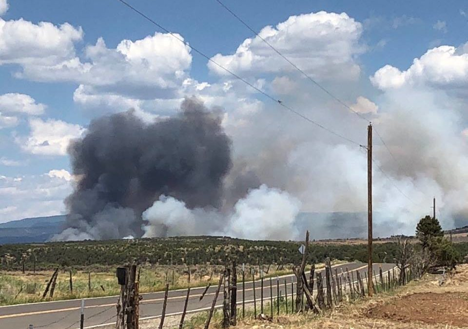 Upper Mailbox Fire Info and Updates