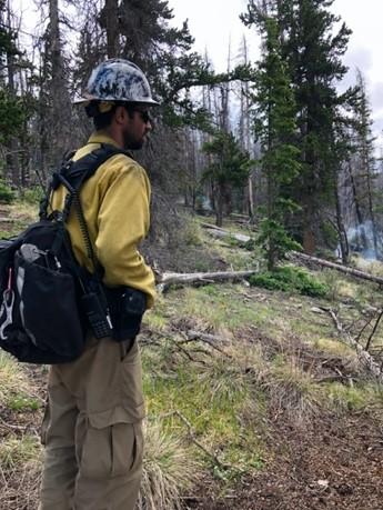 6/27/21 Final Groundhog Park Fire Update